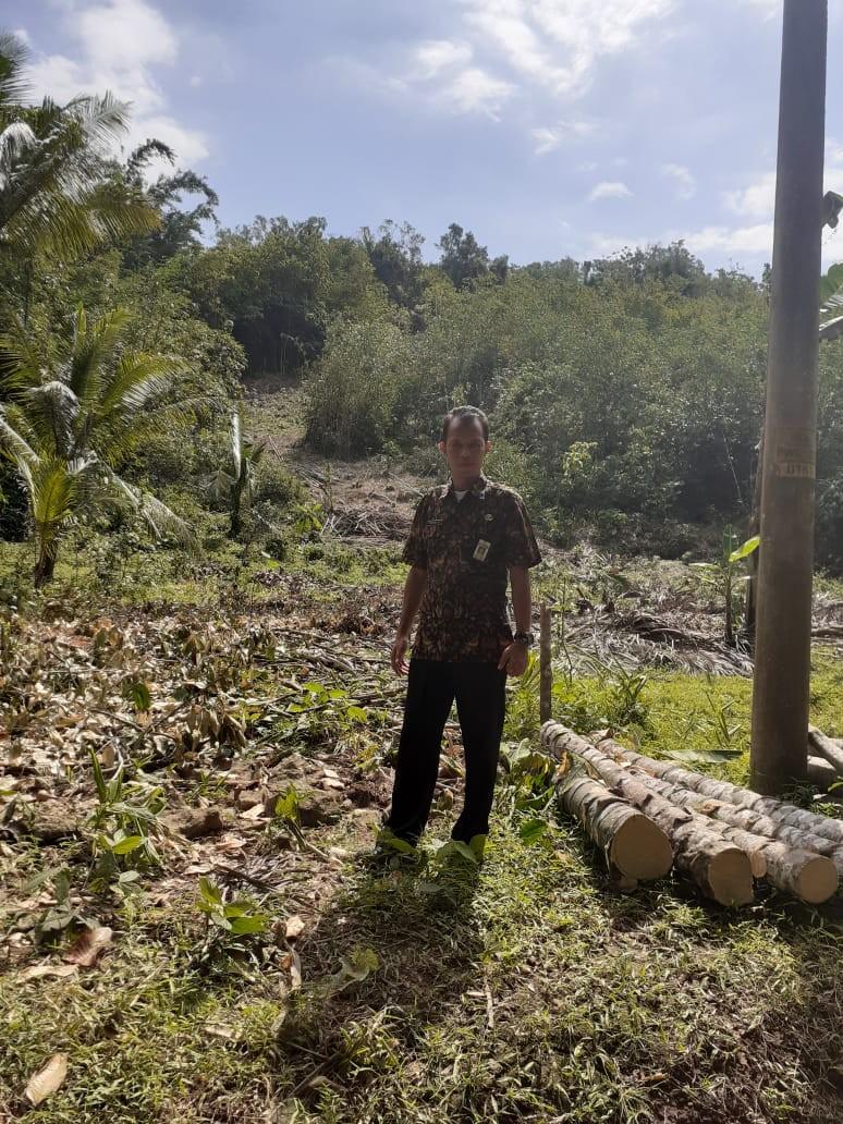 Pengecekan Lokasi Perumahan di Desa Krendetan