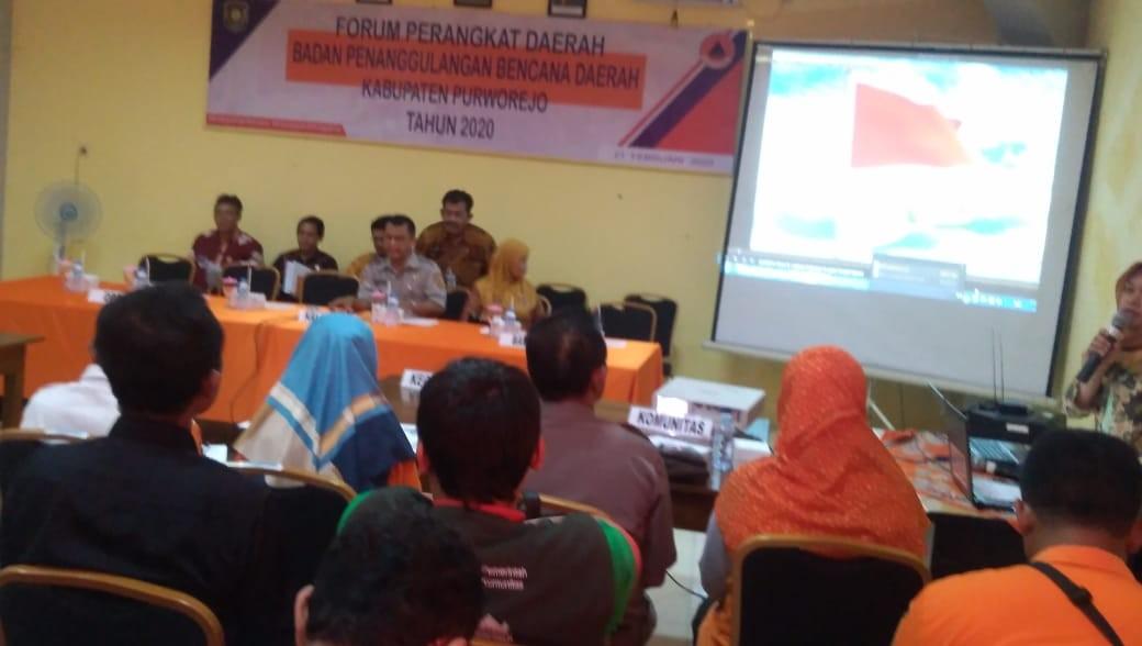 Rakor Forum Perangkat Daerah