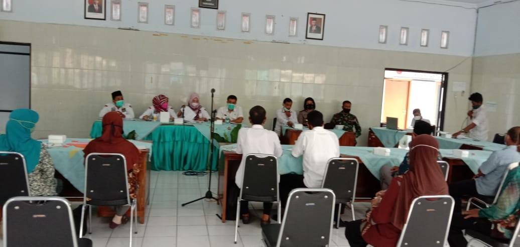 Rakor Gapoktan dengan DPRD Kab. Purworejo