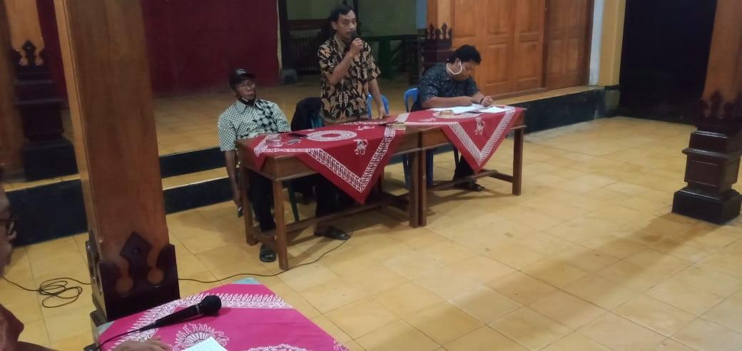 Sosialisasi SDGS  Desa Kemanukan